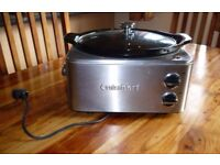 Cuisinart Cook and Hold Slow Cooker CSC650U