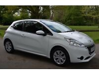 Peugeot 208 1.0 VTi Access+ 3dr - Full Service History, £0 Tax, Low Insurance Group