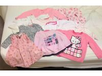 💖🍼 3-6 month baby clothes bundle