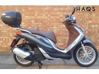 Piaggio medley (REG 16), spotless Condition, Only 618 miles!