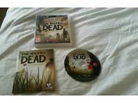 The walking dead a telltale series ps3 game