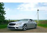 Mercedes-Benz CLS55 AMG 500BHP 2005 FSH p/x M5 M6 M3 V8 DCT C63 E63 S63 CL55 S55 S600 S65 RS6