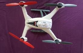HORIZON BLADE QX3 350 drone in full working order.