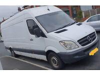 Mercedes-Benz, SPRINTER, Panel Van, 2009, Manual, 2148 (cc)