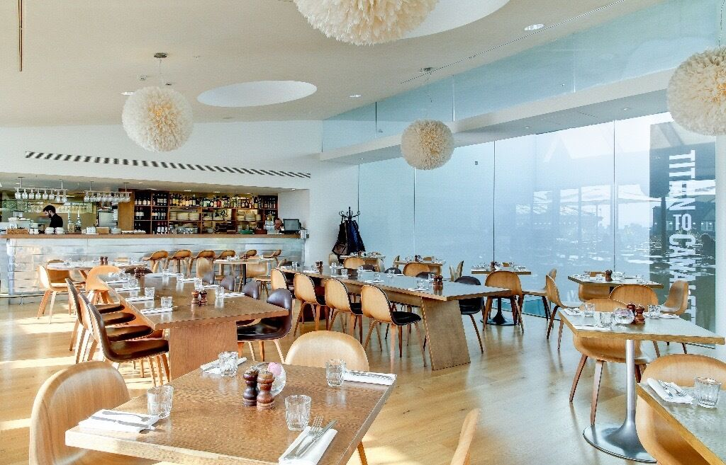 Ashmolean Rooftop Restaurant - Waiter / Waitress Required - great ...