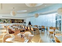 Ashmolean Rooftop Restaurant - Waiter / Waitress Required - great hours, beautiful location