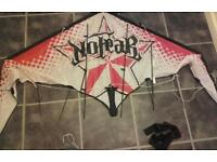 No Fear Stunt Kite Worth Over £60