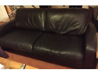 2 x 4 seater settee One FREE other £30.00