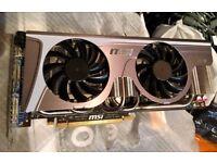 FOR SALE: Geforce GTX 580 - N580GTX Twin Frozr II/OC