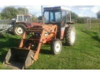 International 484 tractor.