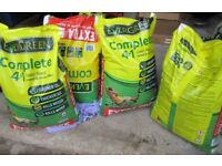 Evergreen complete 4 in 1 lawn feed weed & moss killer new and unopened, stored indoors.