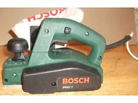electic planer by BOSCH