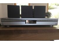 In fully working order this SONY 5.1 Surround player sounds amazing with 5 separate speakers.