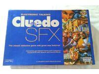 Cluedo SFX Game