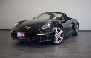 2014 Porsche Boxster S PDK PDK | Low Mileage | Heated Wheel