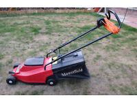 Mountfield electric lawn mower / lawnmower