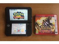 New Nintendo 3DS XL (Metallic Black)