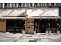 EXPERIENCED WAITER/ESS REQUIRED FOR ITALIAN A LA CARTE RESTAURANT IN READING TOWN CENTRE