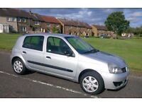 2008 Renault Clio Campus 1.2 Facelift model Full Service History New MOT for a year Nice and Clean