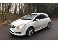 vauxhall corsa 1.2 White sxi limited edition