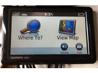 5inch Garmin Nuvi 50LM Automotive GPS Receiver Sat Nav EUrope Maps