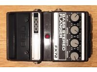 DOD FX72 BASS STEREO FLANGER, Vintage, Excellent
