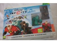 Disney Infinity *Starter Pack & Extra Characters** (for Xbox 360)