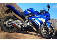 Yamaha YZF R125 (Baby R1 Lookalike) Not honda or aprilia 125