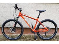 SPECIALIZED HARDROCK MOUNTAIN BIKE - IMMACULATE CONDITION WITH RECEPIT