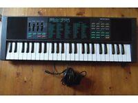 Yamaha PSS-270 vintage synthesizer keyboard