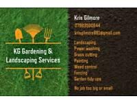 KG Gardening & Landscaping Services