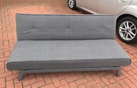 Bargain grey sofa for sale