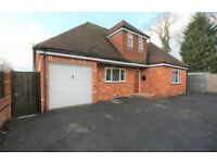 4 x double bedroom house to rent in Mytchett - no agency fee