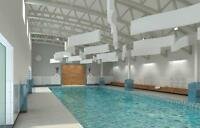 Bachelor Suites by UofA & Whyte | Pool, Fitness Centre & Theatre