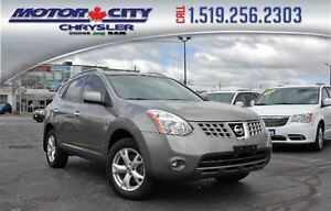 2010 Nissan Rogue SL Low K's Heated Seats Sun Roof