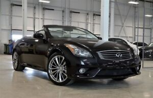 2013 Infiniti G37 SPORT CONVERTIBLE AUTO NAVI BACK UP CAM