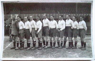 BOLTON WANDERERS F.C. 1922-23 F.A CUP WINNERS POSTCARD