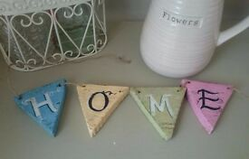 Handmade bunting for any occasion or decoration