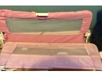 FREE x2 Lindam bed guards