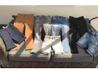 Aged 10 Jeans/Shorts/Chinos