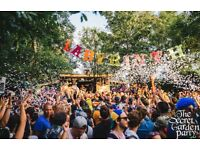 Selling 3 Secret Garden Party Tickets a super-early bird price - can buy 1, 2 or 3.