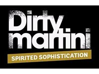 Bar Support - DIRTY MARTINI - Cardiff