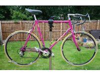 Classic Peugeot Road Bike