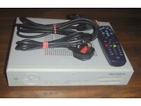 sky satellite digital freesat box