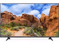 """LG 55"""" SMART 4K ULTRA HD LED TV (55UF680V)"""