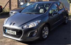 2011 Peugeot 308 1.6 HDI £20 year tax! 70mpg