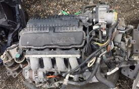 HONDA JAZZ 2013 1.4 PETROL COMPLETE ENGINE L13Z1