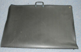Large Portfolio Carrying Case for Art, Drawings, Plans, Papers