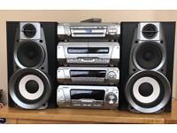 Technics Hifi 5 Disk CD & DVD SL-DV290 290W