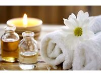 Back massage & Luxury Facial Including Indian head massage